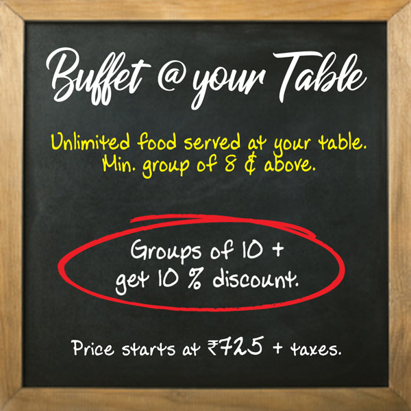 Buffet@Your-Table-VR